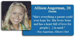 Allison Angerman, 20