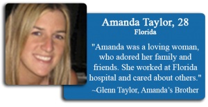 Amanda Taylor, 28