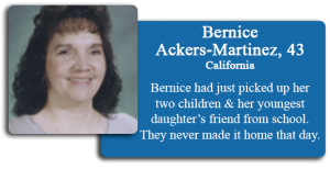 Bernice Ackers-Martinez, 43