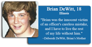Brian DeWitt, 18