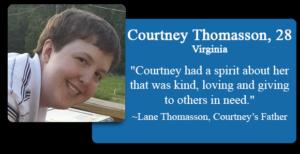 Courtney Thomasson, 28