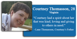 Courtney Thomasson, 28