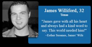 James Williford, 32