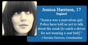 Jessica Harrison, 17