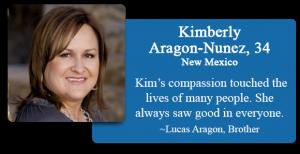 Kimberly Aragon-Nunez, 34