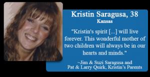 Kristin Saragusa, 38