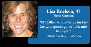 Lisa Knelson, 47