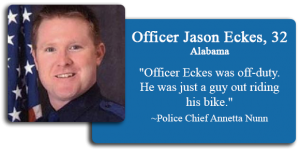 Officer Jason Eckes, 32