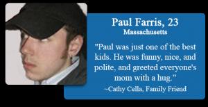 Paul Farris, 23