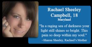 Rachael Sheeley Campbell, 18