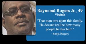 Raymond Rogers, 49