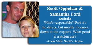 Scott Oppelaar & Samantha Ford
