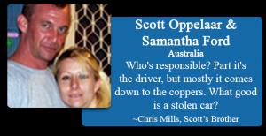 Scott Oppelaar & Samantha Ford