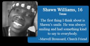 Shawn Williams Jr., 16