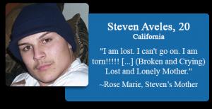 Steven Aveles, 20