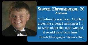 Steven Ehresnsperger, 20