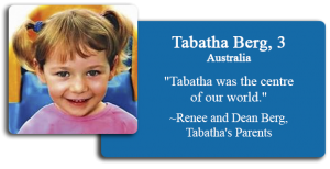 Tabatha Berg, 3