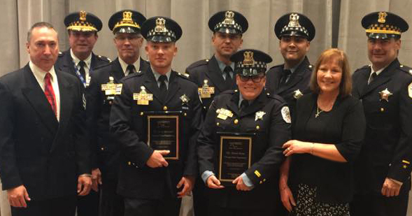 2015 Pursuit Safety Award Recipients Chicago Police